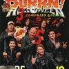 今日5日は音楽雑誌『BURRN! (バーン)』の発売日。最新号は創刊35周年記念「超特大号」です!