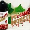 【リキッド】Jam Monster PB&Strawberry Jam レビューのようなもの