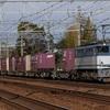 第720列車 「 ハコ釜アラカルト~色々な貨物釜を狙う 」