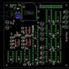 自作CPU #8 A基板部品配置