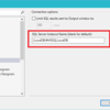 Visual Studio から SQL Server LocalDB へ接続するためのアレコレ