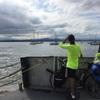 【DAY16】フェリーでの出逢い <自転車アメリカS断記 Essex,NY>