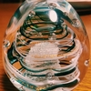 ついに!!自分で作ったガラスのオブジェがおうちに届いたので、みんなに自慢しちゃっていいですか?🥰