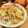 【御茶ノ水】立川マシマシ5号店でつけ麺。こってりだけどサッパリうまい!