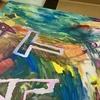 【SDGsなアート展】のコラボペイントに参加してきました🎨