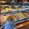 スイカのクッキーを発見!留守番ペンギンへお土産を買おう(353)