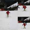 桑名から1時間25分の揖斐高原スキー場へ。