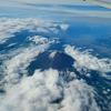✈羽田~熊本🗻その② 富士山を『Galaxy S21 Ultra 5G SC-52B』で撮影しました☺