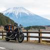 冬の富士五湖巡り&ゆるキャン△キャンプツーリング②