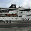 MSCシンフォニアで行くアドリア海の美しい寄港地を巡るクルーズ2017④