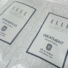 【感想】ELLEsalon SHAMPOO/TREATMENT