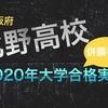 【2020年最新版】北野高校と併願校の大学合格実績を徹底比較!