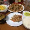 鶏もも肉のチンジャオロースを夕食に決定 野菜の食べる量が減って来た