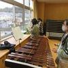 5年生:音楽 グループ合奏の練習