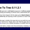 Trac S5 plugin インストール