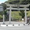白兎神社の鳥居:鳥取市