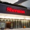 広島駅新幹線口直結「シェラトングランドホテル広島」クラブルームに宿泊、一体化したバスルームエリア