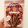 カルビー「あずきりこ」舌を焦らすような優しい甘味があずき好きを虜にさせる!