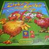 Zicke Zacke(にわとりのしっぽ) ボードゲーム