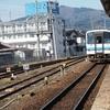 三江線の廃線まであとわずか。混雑状況は果たして。