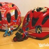 自転車に乗る全ての子供達にヘルメット着用を。完全義務化、求む!