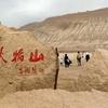 新疆一人旅(7) 西遊記で有名な「火焔山」と蘇公塔