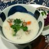 ❥チキンと冬野菜の白菜クリームシチュー~シナモン~