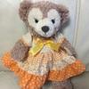 シェリーメイちゃんのぽかぽかオレンジドレス