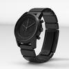 wena wristのこだわりポイント#2 高品質な表面処理を施したPremium Blackモデル