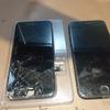 朝イチからiPhone7の修理(*´∀`*)