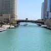 【アメリカ】10日目-2 トランジットのシカゴで街歩き