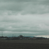 やっと筑波山が姿を見せた