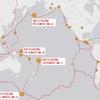 【地震】環太平洋各地でM5・M6の地震が続発~ハムスター1万回超えと頭痛体感抜け~地震前兆か?