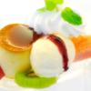 《お菓子とデザイン》たまごと生クリームの濃厚な味わいと、ほっこりな癒しも一緒に。「かぼちゃプリン」のパッケージ