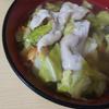 洗い物が楽な「コンソメスープ」を自己流で作る