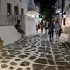 ギリシャの中でもとりわけ有名なミコノス島へと渡った
