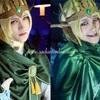 【コスプレ】ソードアート・オンライン Fairy Dance編 オベイロン陛下を再現してみた。