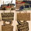 フィリピン伝統民芸品のおしゃれなバッグと雑貨