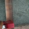 ニワトリ小屋 製作開始④ 網張