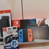 Nintendoスイッチ開封レビュー!本体&キャリングケース&液晶保護シートを購入したよ!