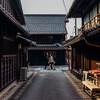 柳橋中央市場と犬山城下町を歩いた