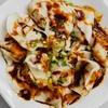 甜麺醤ラー油ダレワンタンのレシピ