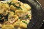 絶品!シェフが作る【ニョッキ】の作り方レシピ-ソースやアレンジもご紹介します。