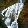 季節外れに行ってしまった袋田の滝 (茨城)
