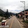 【長距離バス移動中】Lima→Cuzcoへ移動中