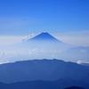 塩見岳〜間ノ岳〜北岳