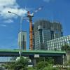 シエリアタワー建設状況 2017.7.27