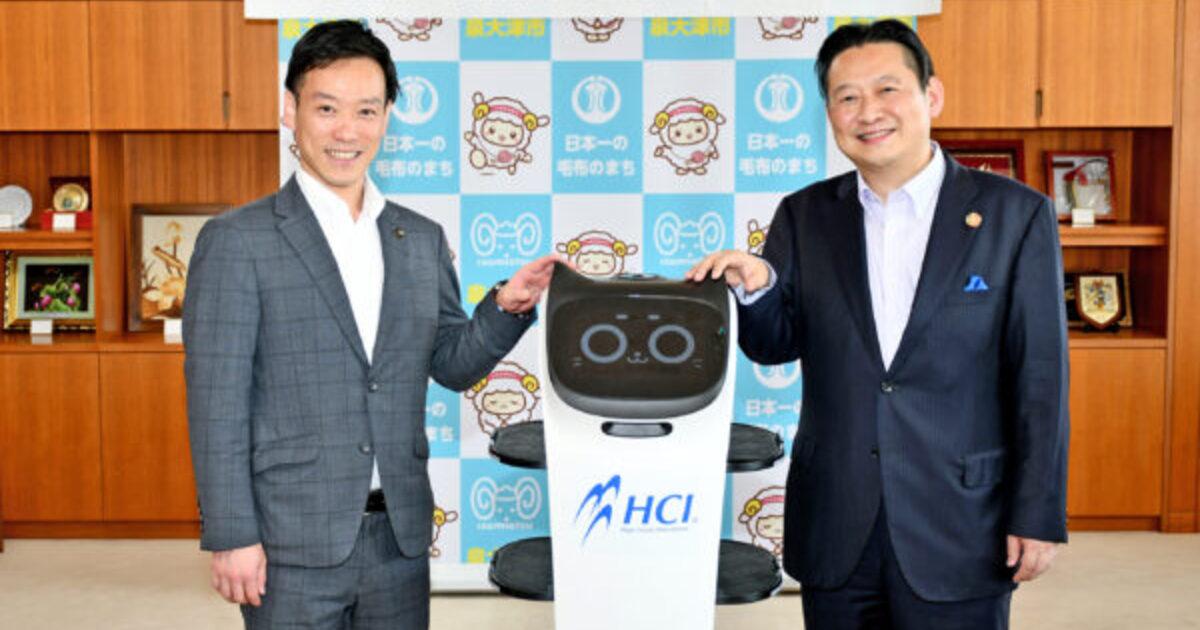泉大津市 ロボットシステムを活用し図書館業務をオートメーション化!!