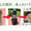 ガーデンシュレッダー使ってみました!剪定ゴミが減って良いです!!