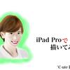 無職のワイがアイドルを描いてみた for iPadPro【℃-ute 岡井千聖】